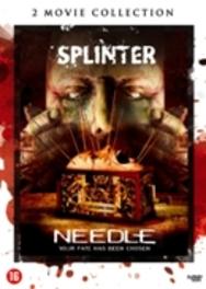Needle/Splinter, (DVD) 2 MOVIE BOX MOVIE, DVDNL
