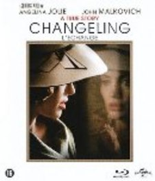Changeling (2008), (Blu-Ray) BILINGUAL // W/ ANGELINA JOLIE, JOHN MALKOVICH MOVIE, Blu-Ray