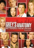 Grey's anatomy - Seizoen 4, (DVD) CAST: PATRICK DEMPSEY, ELLEN POMPEO