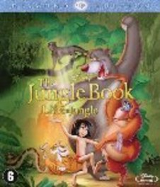 Jungle book - Diamond edition, (Blu-Ray) DIAMOND EDITION / BILINGUAL /CAST: PHIL HARRIS ANIMATION, Blu-Ray