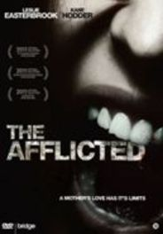 Afflicted, (DVD) PAL/REGION 2 // W/ LESLIE EASTERBROOK, KANE HODDER MOVIE, DVD
