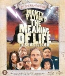 Monty python - Meaning of life, (Blu-Ray) BILINGUAL MONTY PYTHON, BLURAY