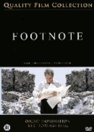 Footnote, (DVD) PAL/REGION 2-BILINGUAL // BY JOSEPH CEDAR MOVIE, DVDNL