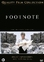 Footnote, (DVD) PAL/REGION 2-BILINGUAL // BY JOSEPH CEDAR