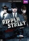 Ripper street - Seizoen 1, (DVD) CAST: MATTHEW MACFADYEN, JEROME FLYNN