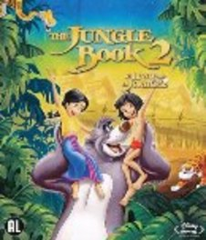 Jungle book 2, (Blu-Ray) BILINGUAL ANIMATION, Blu-Ray