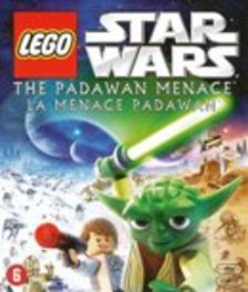 Lego Star Wars: The Padawan Menace (Blu-ray)