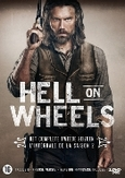 Hell on wheels - Seizoen 2, (DVD) BILINGUAL // W/ ANSON MOUNT