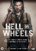 Hell on wheels - Seizoen 2, (DVD)