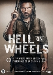 Hell on wheels - Seizoen 2, (DVD) BILINGUAL // W/ ANSON MOUNT TV SERIES, DVDNL