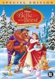 Belle en het beest - Een betoverend kerstfeest, (DVD) ANIMATION, DVDNL