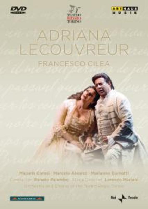 Francesco Cilea - Adriana Lecouvreur (Turijn, 2009)