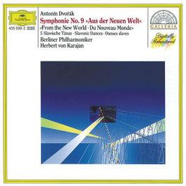 SYMFONIE NR. 9/SLAVISCHE BP/H.VON KARAJAN Audio CD, A. DVORAK, CD