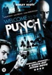 Welcome to the punch, (DVD) PAL/REGION 2 // W/ JAMES MCAVOY, MARK STRONG MOVIE, DVD