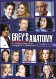 Grey's Anatomy - Seizoen 6 (6DVD)