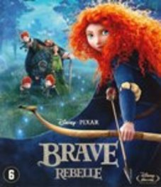 Brave, (Blu-Ray) BILINGUAL /CAST: KELLY MACDONALD, BILLY CONNOLLY Purcell, Steve, BLURAY