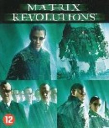 Matrix revolutions, (Blu-Ray) W/KEANU REEVES MOVIE, BLURAY