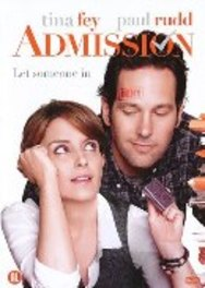 ADMISSION PAL/REGION 2-BILINGUAL // W/ TINA FEY, PAUL RUDD MOVIE, DVD