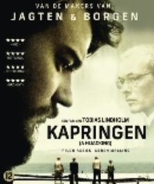 Kapringen, (Blu-Ray) BILINGUAL // BY TOBIAS LINDHOLM MOVIE, BLURAY