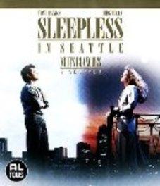 SLEEPLESS IN SEATTLE BILINGUAL // W/ TOM HANKS, MEG RYAN MOVIE, BLURAY