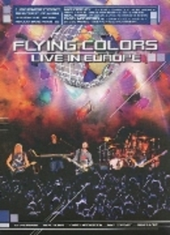 LIVE IN EUROPE FLYING COLORS, DVDNL