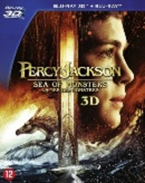 Percy Jackson - Sea of monsters (2D+3D), (Blu-Ray) .. OF MONSTERS - BILINGUAL MOVIE, Blu-Ray