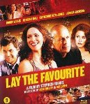 Lay the favourite, (Blu-Ray) BILINGUAL // W/ REBECCA HALL, BRUCE WILLIS