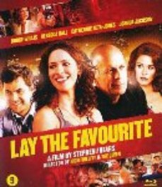 Lay the favourite, (Blu-Ray) BILINGUAL // W/ REBECCA HALL, BRUCE WILLIS MOVIE, Blu-Ray
