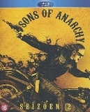 Sons of anarchy - Seizoen 2, (Blu-Ray) CAST: CHARLIE HUNNAM