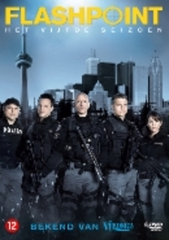 Flashpoint - Seizoen 5, (DVD) CAST: AMY JO JOHNSON, HUGH DILLON TV SERIES, DVDNL
