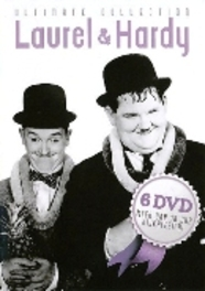 Laurel & Hardy: Ultimate collection (6 dvd)