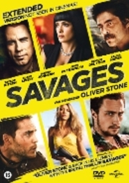SAVAGES (2012) PAL/REGION 2 // W/ AARON TAYLOR-JOHNSON, TAYLOR KITSCH Winslow, Don, DVD