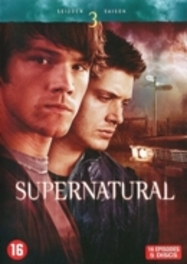 Supernatural - Seizoen 3, (DVD) PAL/REGION 2-BILINGUAL // W/JENSEN ACKLES/JARED PADALEC TV SERIES, DVDNL