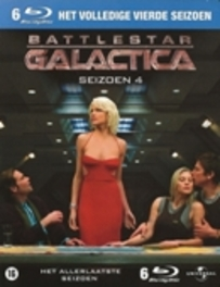 Battlestar galactica - Seizoen 4, (Blu-Ray) BILINGUAL TV SERIES, Blu-Ray
