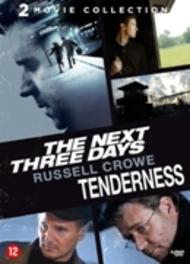 Next three days/Tenderness, (DVD) ..TENDERNESS /CAST: RUSSELL CROWE MOVIE, DVD