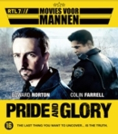 Pride and glory, (Blu-Ray) BLURAY