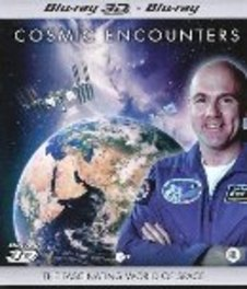 Cosmic encounters (2D+3D), (Blu-Ray) 3D+2D - W/ ANDRE KUIPERS DOCUMENTARY, BLURAY