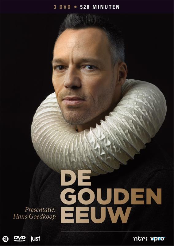 Gouden eeuw, (DVD) PAL/REGION 2 // VPRO DOCUMENTARY DOCUMENTARY, DVDNL