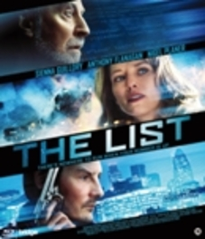 List, (Blu-Ray) W/ SIENAA GUILLORY, ANTHONY FLANAGAN, NIGEL PLANER MOVIE, Blu-Ray