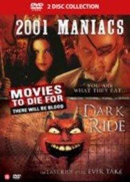 2001 maniacs/Dark ride, (DVD) PAL/REGION 2 MOVIE, DVD