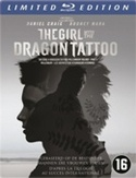 Girl with the dragon tattoo, (Blu-Ray)