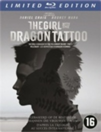 Girl with the dragon tattoo, (Blu-Ray) MOVIE, Blu-Ray