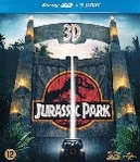 Jurassic park (3D), (Blu-Ray)