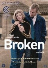 Broken, (DVD) PAL/REGION 2 // W/ CILLIAN MURPHY, TIM ROTH Clay, Daniel, DVD