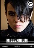 Millennium trilogie, (DVD)