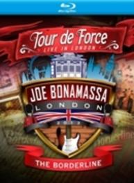 TOUR DE FORCE - BORDERLIN .. BORDERLINE JOE BONAMASSA, Blu-Ray