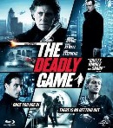 Deadly game, (Blu-Ray) BILINGUAL // W/ TOBY STEPHENS, RUFUS SEWELL MOVIE, BLURAY