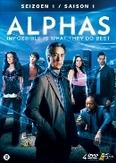 Alphas - Seizoen 1, (DVD)