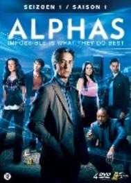 Alphas seizoen 01
