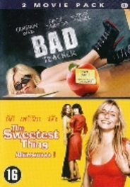Bad teacher/Sweetest thing, (DVD) .. THING/ PAL/REGION 2 BILINGUAL DUOPACK MOVIE, DVDNL